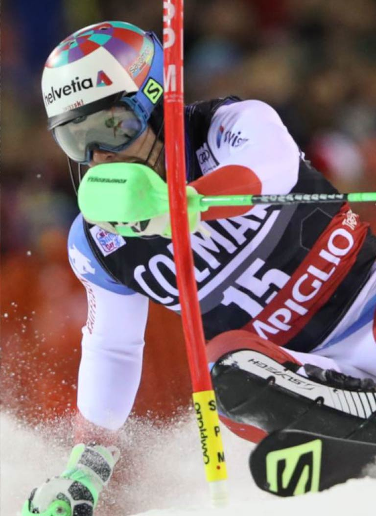 3Tre - Audi Fis Ski World Cup night slalom 2020